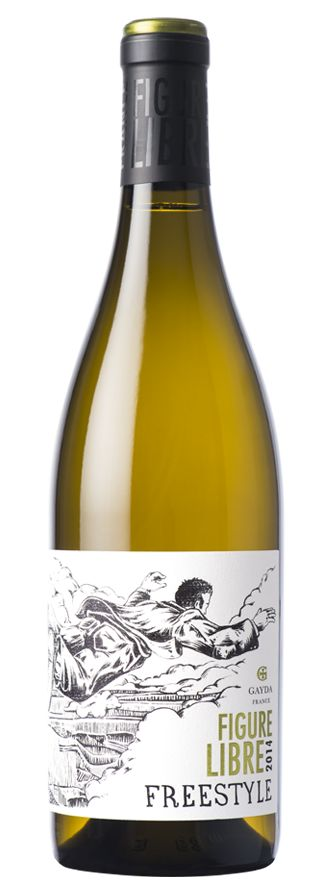 Figure Libre Freestyle Blanc 2014 Domaine Gayda