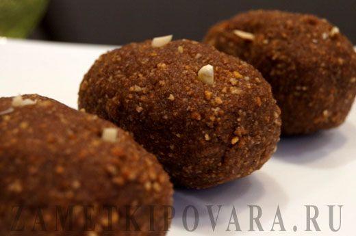 Печенье орешки со сгущенкой по госту