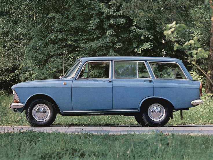 Moskvitch 426 - 1965