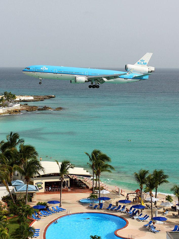 """KLM McDonnell Douglas MD-11 PH-KCH """"Anna Pavlova"""""""