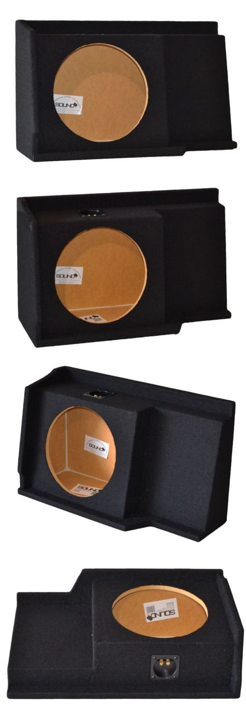 Speaker Sub Enclosures: Chevy Silverado Subwoofer Enclosure Extended Cab Single 12 Sub Box 1999-2006 -> BUY IT NOW ONLY: $54.95 on eBay!