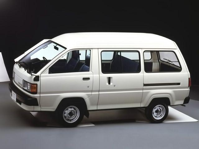 Toyota LiteAce (M30) '1985–92