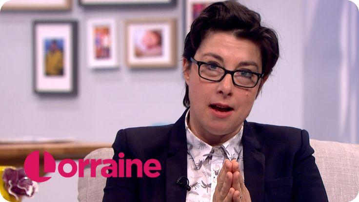 Sue Perkins Explains Her Brain Tumour | Lorraine