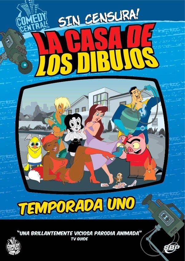 Pin De Juan Esteban Diaz Vargas En Mis Peliculas Y Series En 2020 Ren Y Stimpy La Casa De Los Dibujos Temporadas