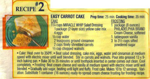 how to make simple and easy carrot cake