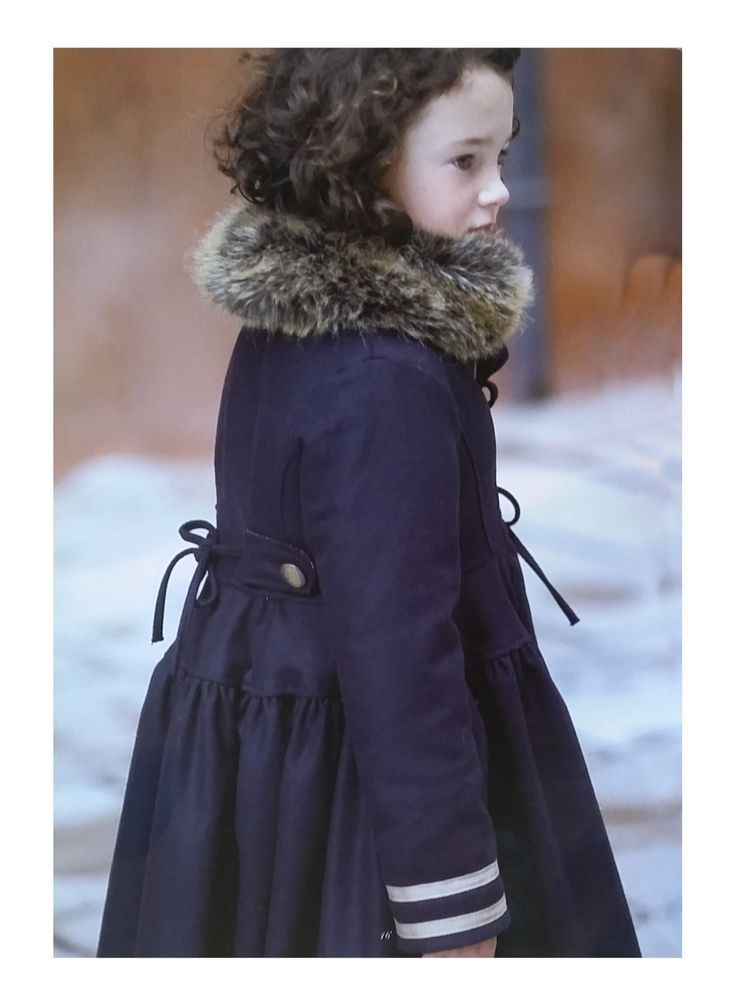 Jottum Good condition beautiful winter coat with fake fur Bodil 104 4 Y