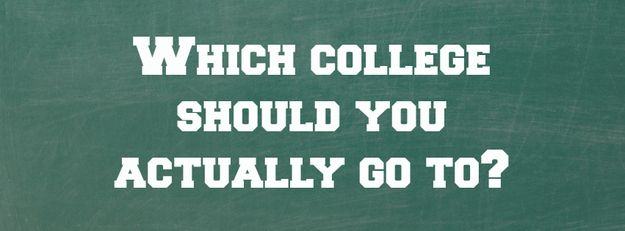 Quiz: Which College Should You Actually Go To? - I got duke university. Duquesne is close enough, right?