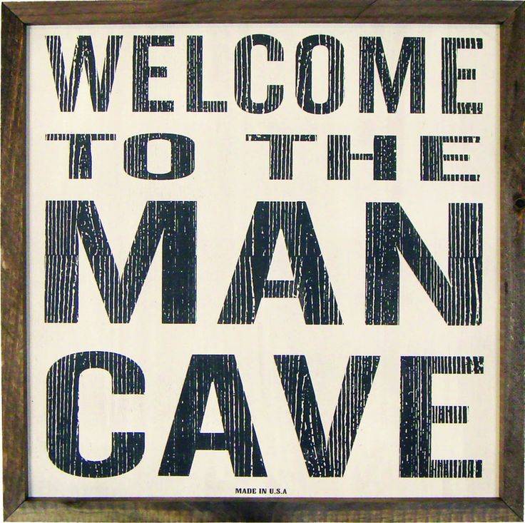 Best Man Cave Signs : Country marketplace welcome to the man cave sign