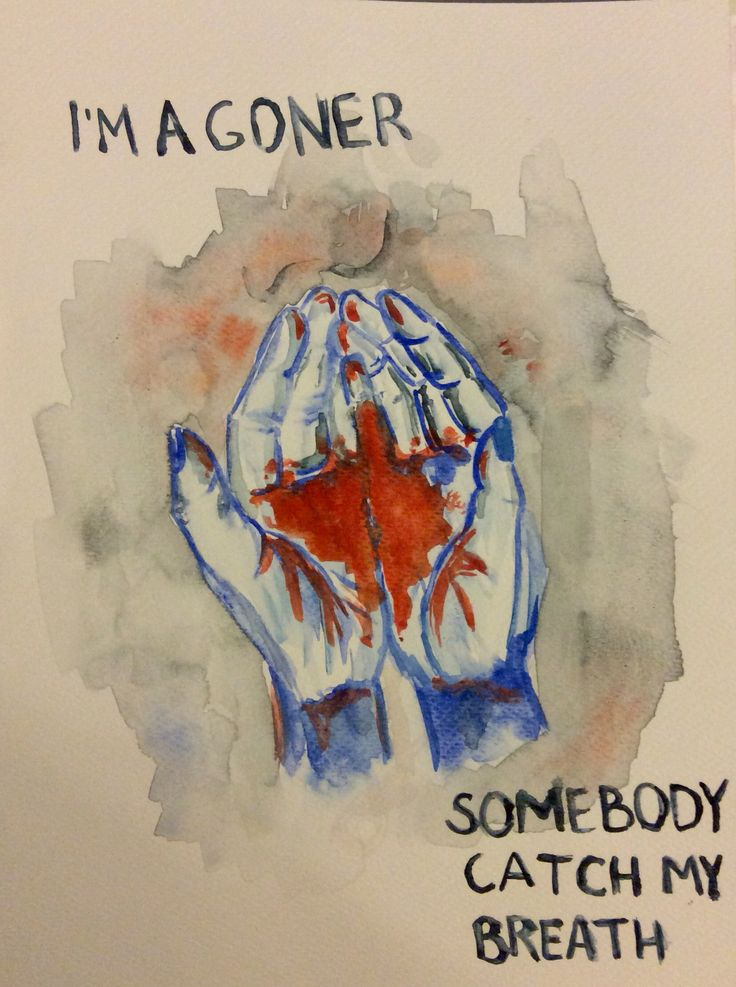 Decided to add something from own works part 1 Twenty one pilots Goner