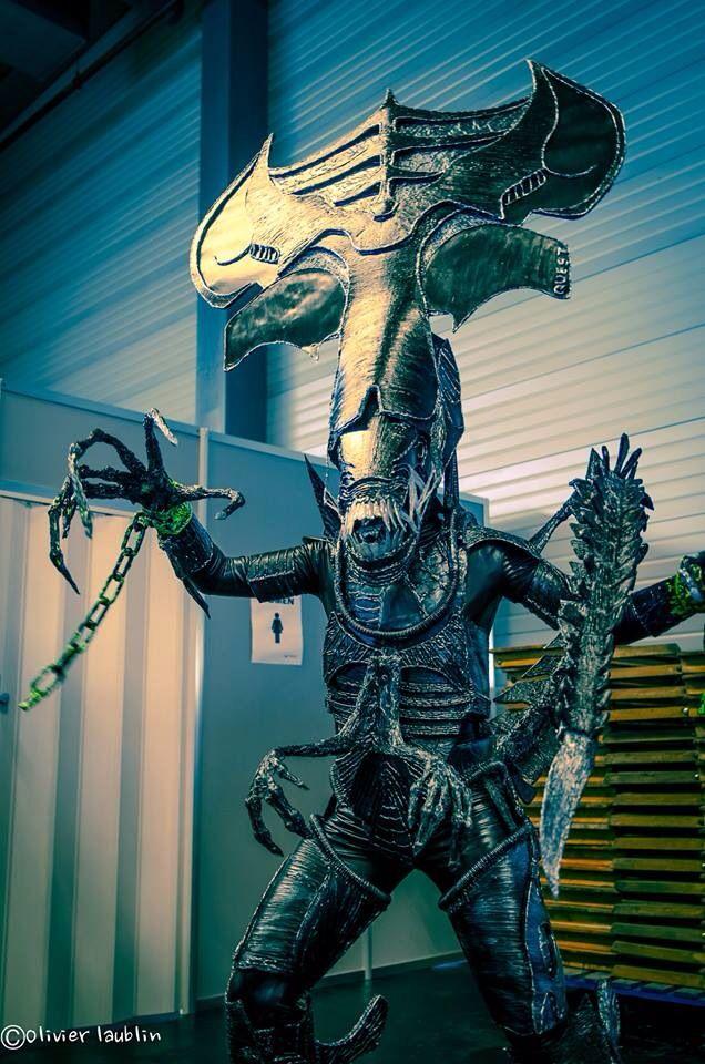 Aliens vs human 3 - 2 7