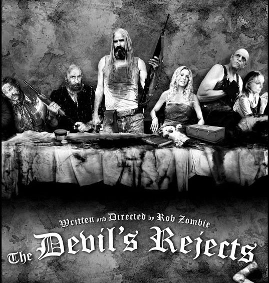The Devil's Rejects! Wasn't impressed with House of 1000 Corpses, but this was really good! Free Bird will never sound the same again!