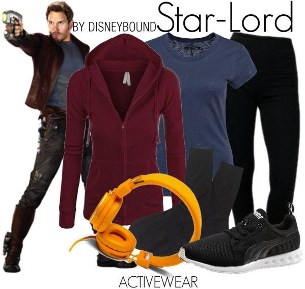 Disney Bound - Star-Lord