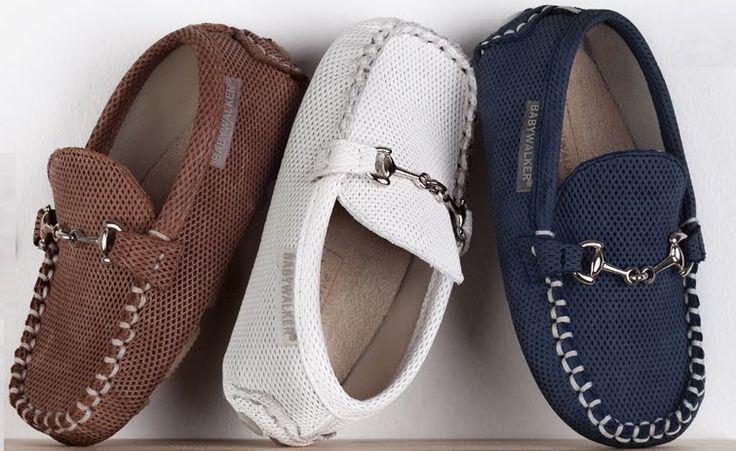 @Bab Walker #mocassins SS2014 collection  #babyshoes #kidsshoes #shoes #babywalker