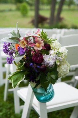 casual outdoor wedding receptions | farm wedding Red Shoes Photography 275x413 Casual Outdoor Wedding ...