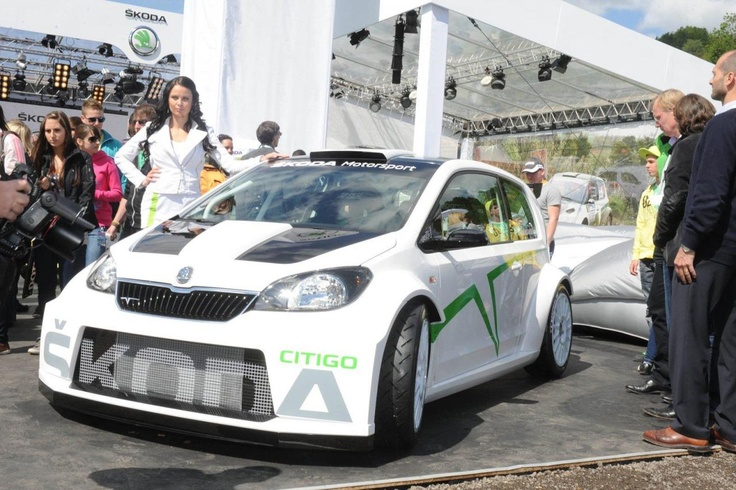 Skoda Citigo Rally