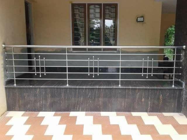Barierki In 2019 Balcony Railing Design Steel Railing Iron Grill Design For Veranda Iron Gril In 2020 Balcony Railing Design Balcony Grill Design Steel Railing Design