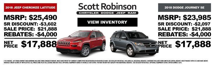 Best Scott Robinson Chrysler Dodge Jeep Ram Torrance Ca
