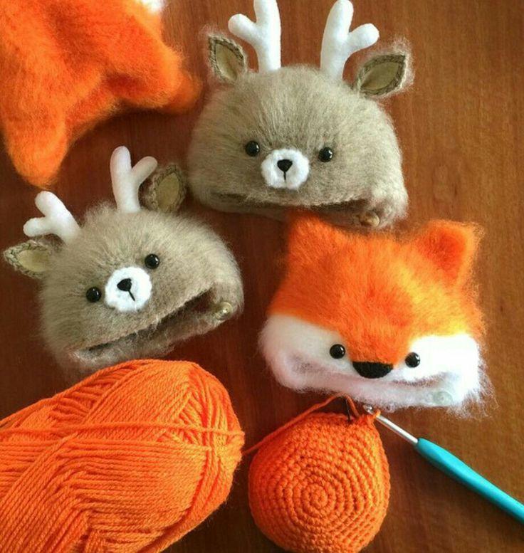 Deers y foxs