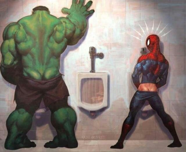 54 best superhero images on pinterest spiders hand spinning and hulk pictures and jokes marvel fandoms funny pictures best jokes comics images video humor gif animation i lold fandeluxe Gallery