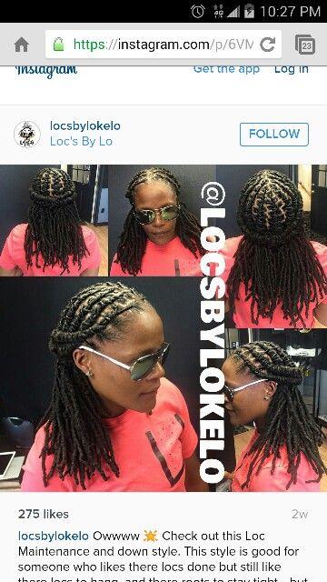 Loc styles