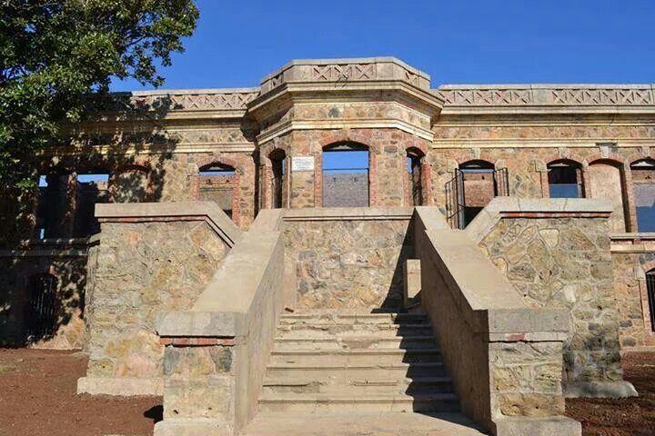 Entre Rios. Concordia  Castillo de San Carlos