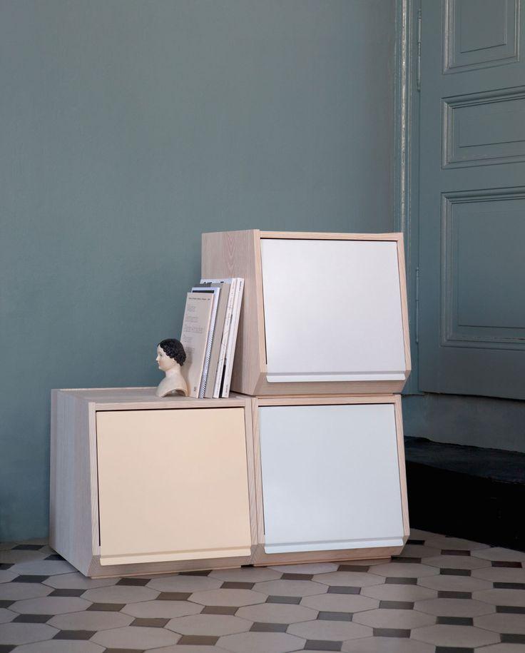 25 best ideas about modular storage on pinterest modular shelving modular - Etageres cubes modulables ...