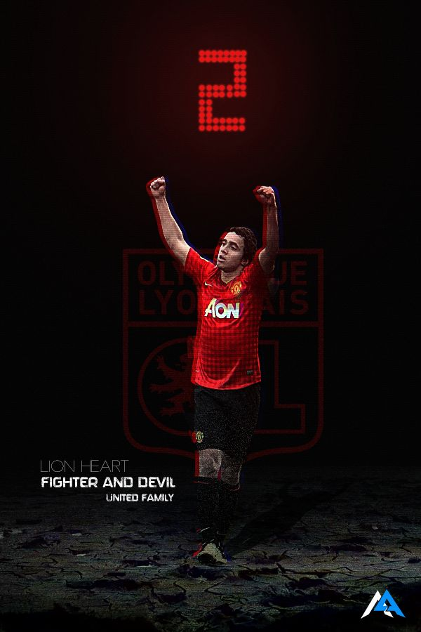 It's sad how injuries destroyed his carrer at Manchester United. All best Rafa! You picked great club! Allez L'OL! Red Devil forever!    If you want to use it on website/fan page/ youtube/ give me a credit.
