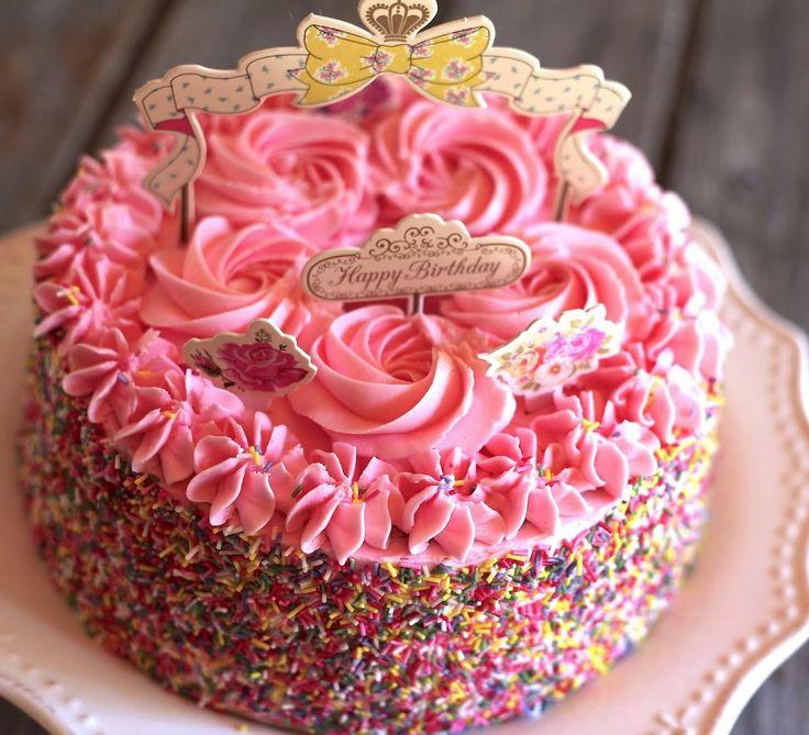 Oltre 25 fantastiche idee su torte con panna montata su for Decorazioni di torte con panna montata