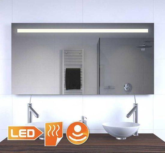 Die besten 25+ Led spiegel Ideen auf Pinterest LED-Make-up - badezimmerspiegel mit ablage