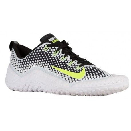 Nike Free Trainer 1.0 Bionic - Men's - Training - Shoes -  Black/Volt/White-sku:07436071