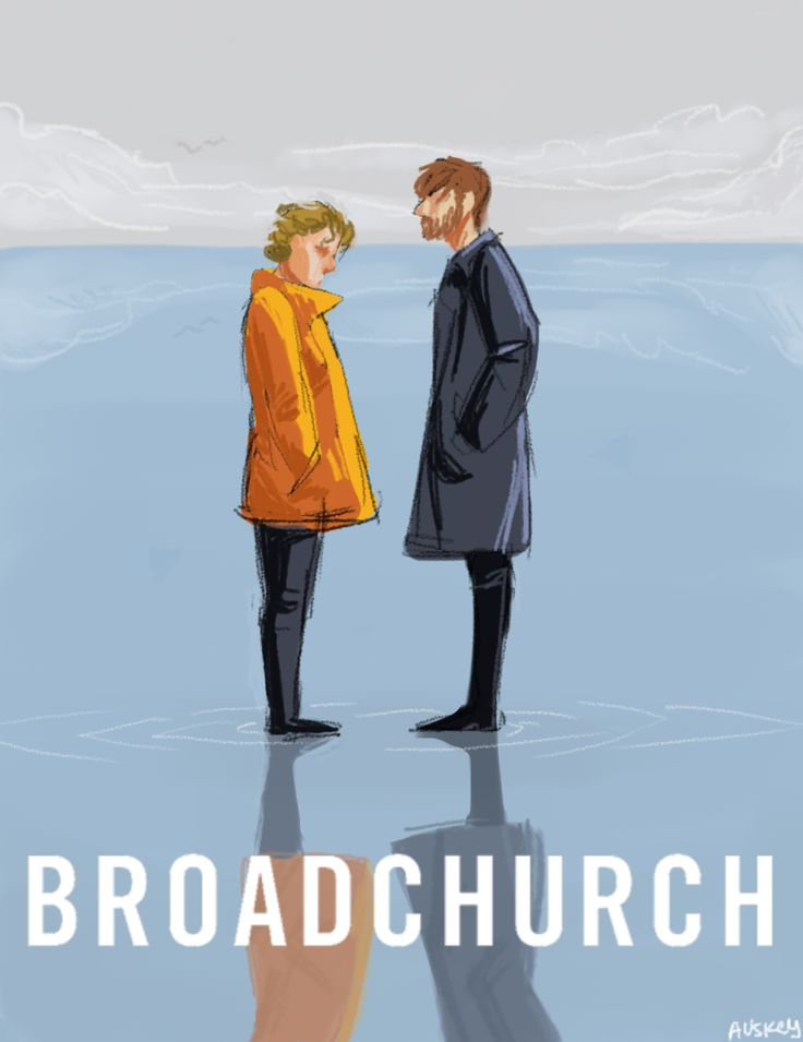 'Broadchurch' with Olivia Colman as Ellie Miller and David Colman as Alec Hardy | Tumblr