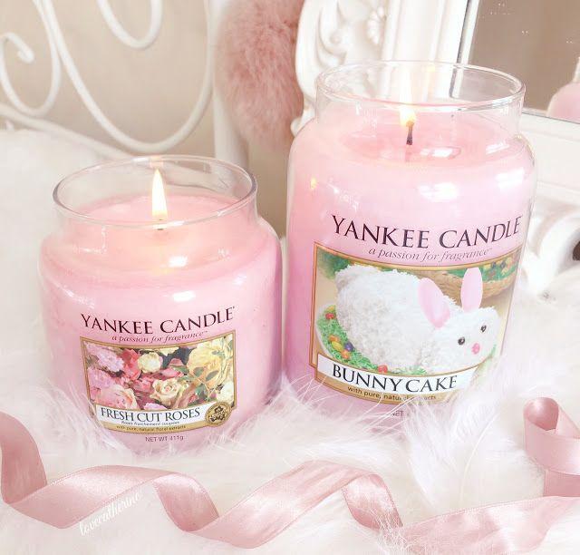 Yankee Candle | Fresh Cut Roses & Bunny Cake