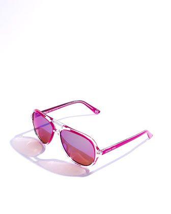 MICHAEL Michael Kors  Caicos Sunglasses, Yellow or Fuchsia.