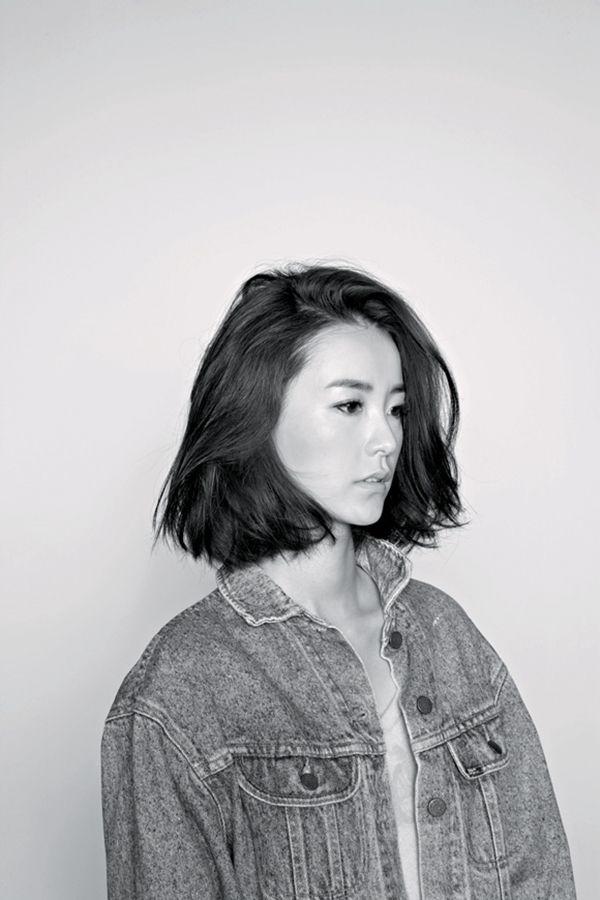 1000 ideas about korean hair on pinterest korean hairstyles korean short hair and korean girl. Black Bedroom Furniture Sets. Home Design Ideas