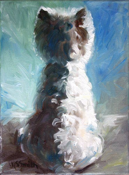 Mary Sparrow Fine Art Portraits and Paintings - Pets