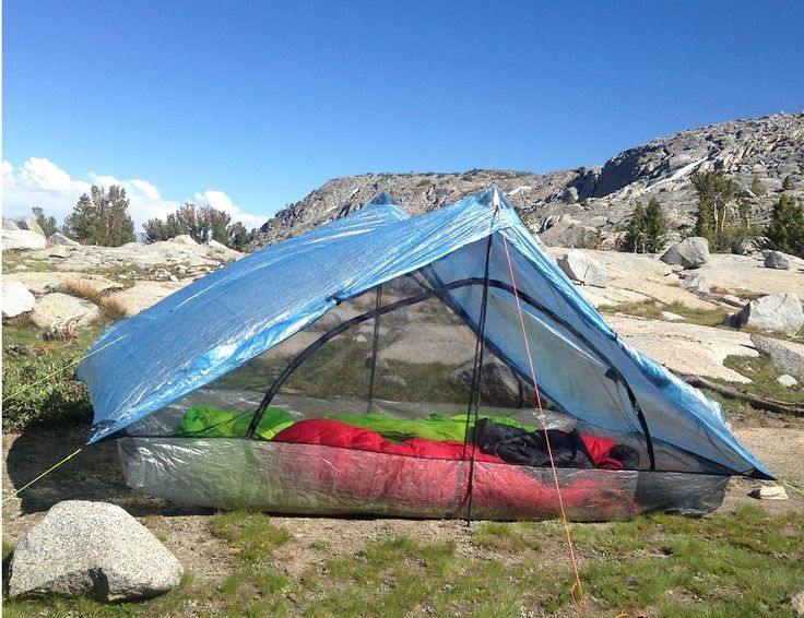 ZPacks.com Ultralight Backpacking Gear - Duplex Cuben Fiber Tent