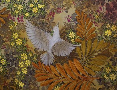 Bird by Ganapati Hegdeon Artflute.com