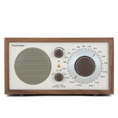 The Tivoli Audio Model One is a beautiful little radio! $150
