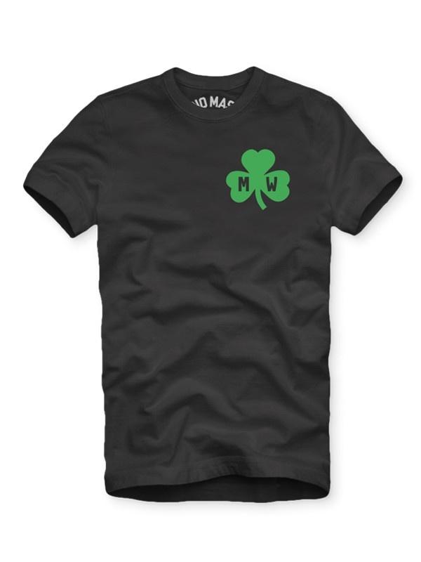 """""""Irish"""" Mickey Ward Tee from No Mas. The Laundry Mens"""