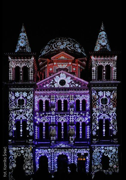 Lodz, Lights Festival #lodz