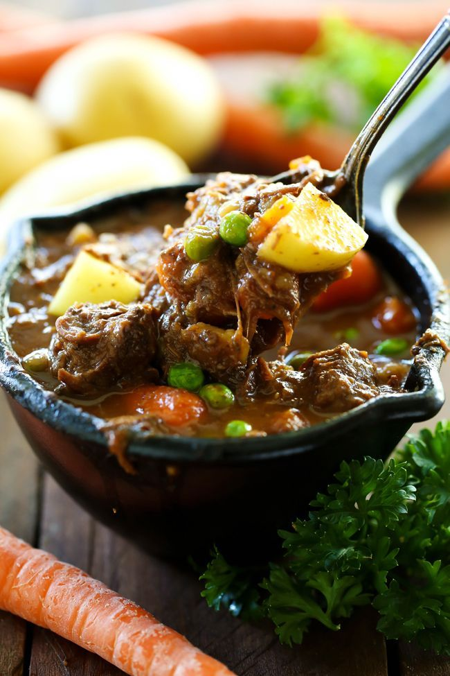 A hearty and delicious beef stew that is loaded with yummy vegetables and incredible flavor! This is a great meal for busy days! This past week has been absolutely CRAZY at my house. SO much to do and so little time. My check listhas been eating away at me and I have been feeling a …