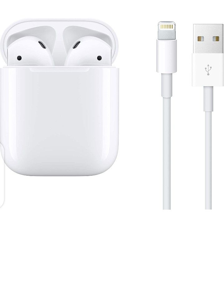 Apple Airdrops With Charging Case Wireless Apple Case