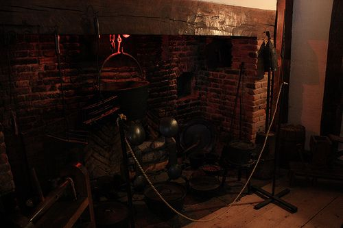 Inside The Salem Witch Museum They 39 Ve Decorated The