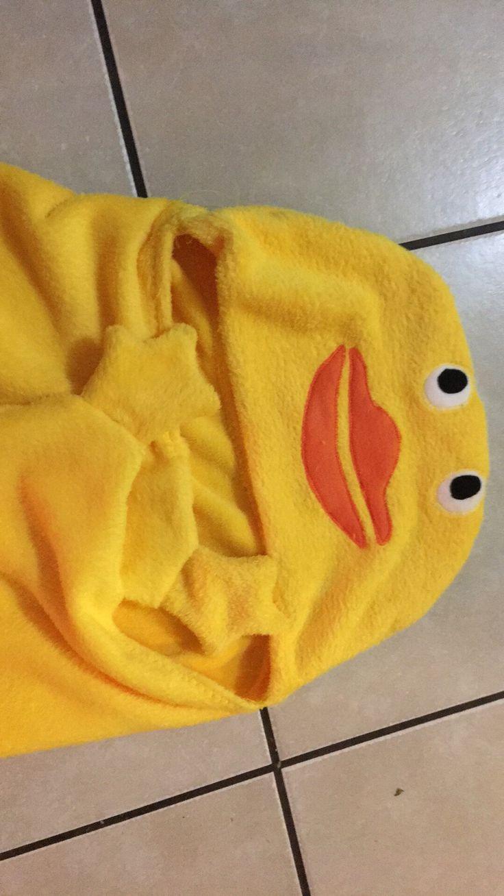 Duck blanket