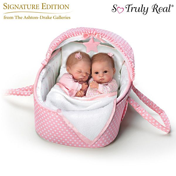Lullaby Twins Signature Edition Baby Doll Set