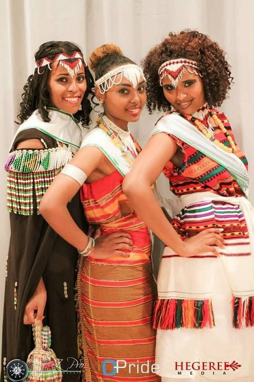 oromo women dressed in traditional oromo attire the oromo people