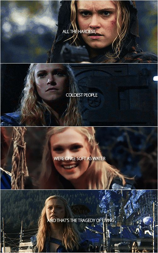 Clarke Griffin The 100 Eliza Jane Taylor The 100
