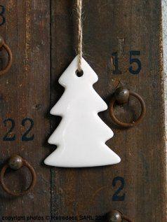 1000 images about deco no l christmas on pinterest for Decoration de noel blanche
