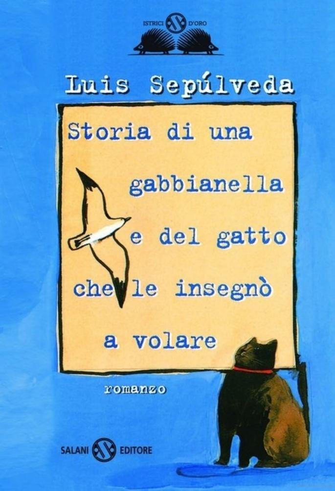 Storia di una gabbianella e del gatto che le insegnò a volare - Luis Sepúlveda - Google Libri