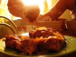Katsudon ~ Kurczak w cieście na ostro